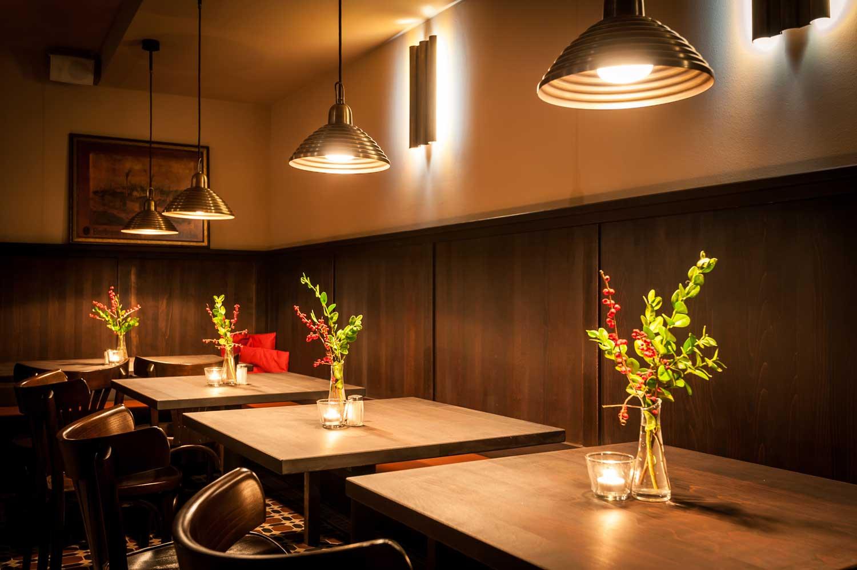 CORDO BAR – Tapas Bar in München | Unser Räumlichkeiten